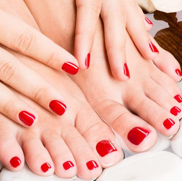 Nails and Pedicures