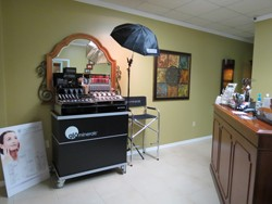 Glo Minerals Makeup Bella Michelle Day Spa Clearwater FL