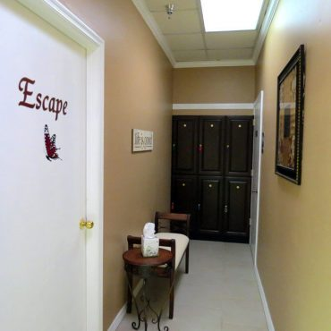 """Escape"" Spa Room"