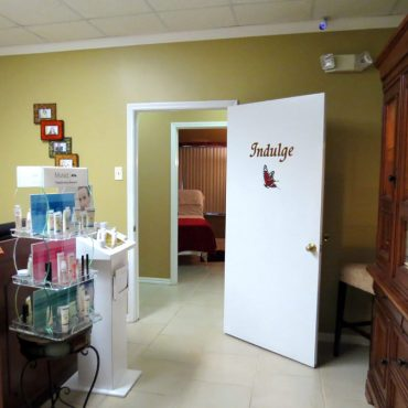 Indulge Massage Room